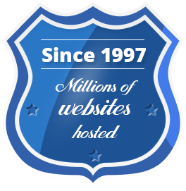 Millions Of Websites Hosted Since 1997