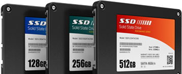 ssd server drives
